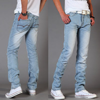 Where to Buy Water Wash Jeans Male Online? Where Can I Buy Water ...