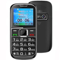 Wholesale KENKO V100 Big Button SOS Function Dual Band Gift for Old Senior Elderly Man Unlocked Cheap Mobile Cell Phone