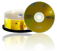 Wholesale High quality A Blank disc UNIS CD R Recordable CD X MB min