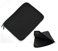 Wholesale SOFT NEOPRENE ZIPPER SLEEVE LAPTOP CASE quot Black New