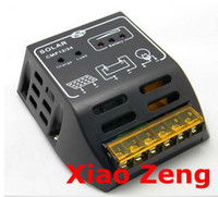 Wholesale Solar Panel Charger Controller Regulator A V V Safe Protection CE Certify