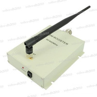 Wholesale Cheapest MHz GSM Booster up to Square Meters mhz Signal Booster Repeater NEW LLY124
