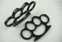Wholesale Iron Knuckles Fist Fighting Equipment Biker Power Outdoor Self defense Supplies G freeshipping
