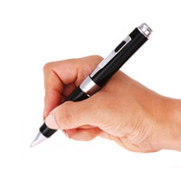 8G 720p hd pen camera - H P HD Mini SPY PEN DVR VIDEO AUDIO CAMERA RECORDER X720 with GB Memory