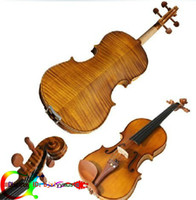 Wholesale NEW Violin With hard case TOP SELLER Acoustic violin