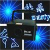 256 beam 500mW blue animation laser show projector ,free shipping