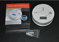 Wireless   LLFA1149 Home Security Safety CO Gas Carbon Monoxide Alarm Detector CE Rohs EN50291+ retail box