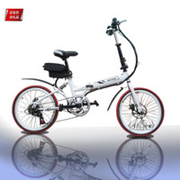 Wholesale 20 inch folding bicycle cool stealth electric bike conversion V special offer