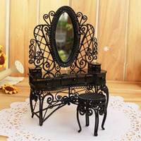 Wholesale Small Furniture Home Decorations Creative Dresser Earrings Display Stand