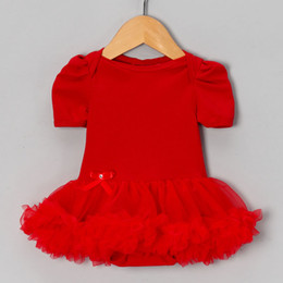 lace baby dresses girls' dress infant rompers new bown ball gown bodysuits pettiskirt tutu-skirt one piece jumpsuit overall P438