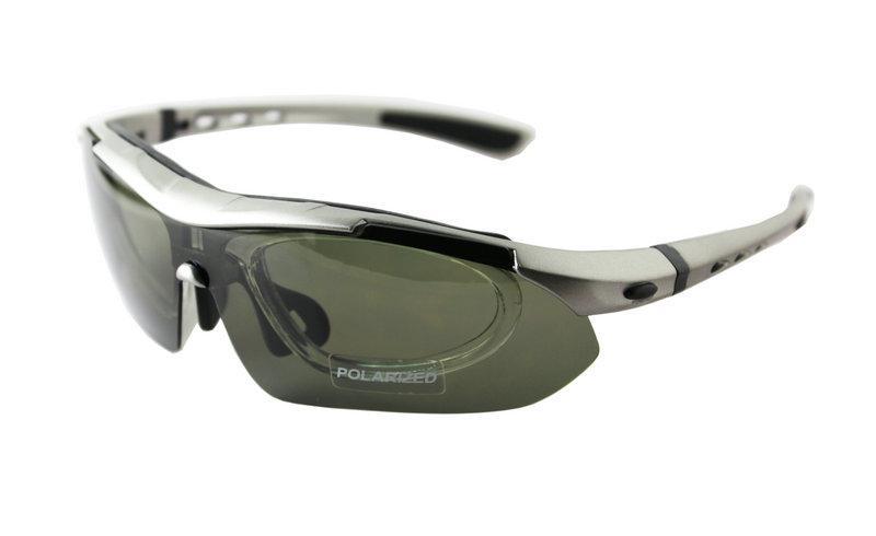 bike riding glasses  Polaroid Sunglasses 5 Lenses Mountain Bike Riding Road Cycling ...