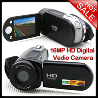 Wholesale NEW Brand New MP HD Zoom Digital Vedio DV Camera DVR Camcorder Recorder