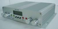antenna supplies - 15W LCD digital stereo high power FM transmitter GP Antenna Power supply