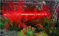 Wholesale new tank special aluminum light RGB remote diving lights LED Aquarium Light CM LED chips