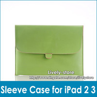 Discount 100pcs 7 Color Soft Sleeve Bag Case for iPad 2 the ...