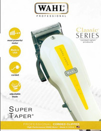 Wholesale Hot Selling Professional wahl Clipper Corded Hair Clipper