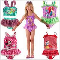 Wholesale for years styles for you choose children girl kids swimsuit swimwear beach wear bikini swimming wear GS123