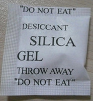 Wholesale packs Gram Packets Of Silica Gel Desiccant