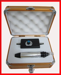 Wholesale Eye catching Electric Derma Pen Titanium Derma Stamp Needles Popular Dermapen For Sale