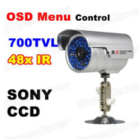 Wholesale High Resolution SONY CCD Effio TVL IR LED Security Outdoor Weatherproof Camera Cheapest Price