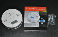 Wholesale Home Security Safety CO Gas Carbon Monoxide Alarm Detector Office Good Quality