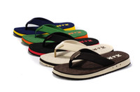 Wholesale 2013 Summer Men Sandles Fashion Beach Shoes Casual Out Door Breathable Slippers Colols CJ6