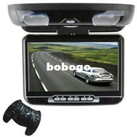 1 DIN Special In-Dash DVD Player 3.5 Inch car dvd 9inch car roof mount DVD player with wireless game firee gift+DHL free shipping +Accept (NC-900DVD)
