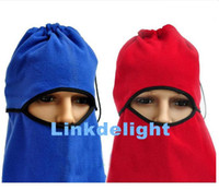 Wholesale 10PCS Full Face Cover Winter Ski Mask polar fleece Winter Face Mask Cold Weather Freeshipping