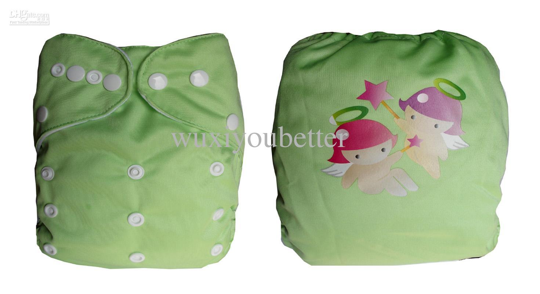 2013 New Style Newborn Cloth Diaper New Designs One Size