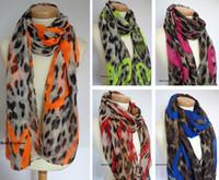 Wholesale Large Maxi Animal Graffiti Neon Heart Print Scarf Scarves Sarong Wrap Hijab NEW