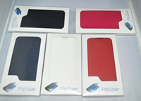 Leather For Samsung  Flip Cover Leather Case for Samsung Galaxy Mega 5.8 i9152 with Retail Package