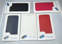 Leather For Samsung  Flip Leather Case Cover for Samsung Galaxy Mega 5.8 i9152 10pcs New Arrival
