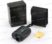 Wholesale Rangefinder Dropshipping Golf Finder Monocular Laser Range Finder X25 LLY157