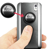battery apple laptop - Fedex new Anti Radiation Battery Salvage Sticker For Mobile Phone Laptop Hotsale RadiSafe