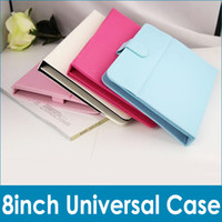 20PCS 8inch PU Leather Case folio Case for 8'' Tablet PC PDA...