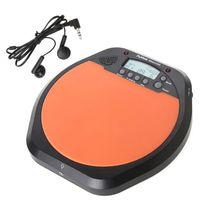 drum - Metronome digital electronic drummer training practice drum pad I17 digital LCD screen