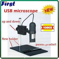 Wholesale new arrival x USB Digital Microscope holder new LED Endoscope with Measurement Software