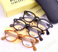 glasses frame. Moscot glasses frame. Moscot Johnny Depp sz: L M...