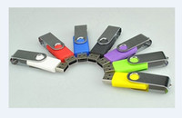 Wholesale Promotion GB GB GB popular USB Flash Drive rotational style memory stick free DHL for C9M58PA g4 TX D5G19PA Pavilion
