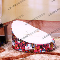 Wholesale baby seat with white up cover baby bean bag chair baby bea bags fabric sofa bean bag seat cover