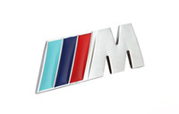 bmw m3 badges - CAR METAL Embleme III M style for BMW metal grille car badge m3 Grill Emblem M3 Red blue green CAR LOGO WITH HIGH QUALITY