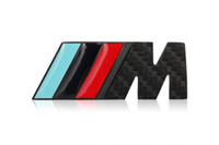Wholesale EXCELLENT CAR METAL Embleme III M style for BMW metal grille car emblem badge logo m3 Grill Emblem M3 Red Black Green M3
