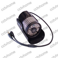 Wholesale Outdoor quot Sharp CCD TVL Line CCTV camera IR Night Vision CCTV System Surveillance camera