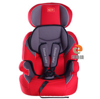 Wholesale Warranty Children Car Safety Seats Yong Sport Child Baby Infant Car Seat Age Yrs Red Pink Blue Black Booster Seat