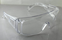 Wholesale clear yellow grey impact resistant safety glasses working security protection PPE