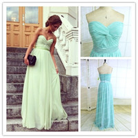 Wholesale - 2014 Fashion Formal Dresses Sweetheart A- line Fl...