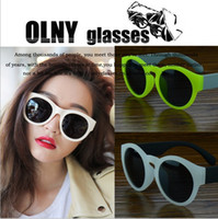 UV400 Full Frame as picture shown Mens Womens Fashion Sunglasses Stylenanda Korean Trendy Sunglasses Colorful Cheap Designer Outdoor Sun Glasses On Sale Online 5 pcs lot