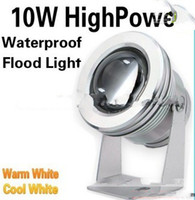 Wholesale 10W Water proof IP Led Flood light Led bright High power V Waterproof outdoor Flood light lamp high quality