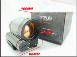 Wholesale Clone Trijicon SRS x38 Solar powered holographic Red dot Sight fits any mm rail