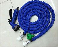 expandable hose - Hose Expandable Flexible Water Garden Hose flexible water Wash the car Hose Water Spray Nozzle